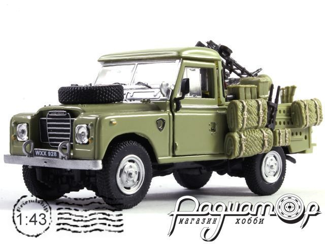Land Rover III 109 Military Pickup (1989) 251XND-004
