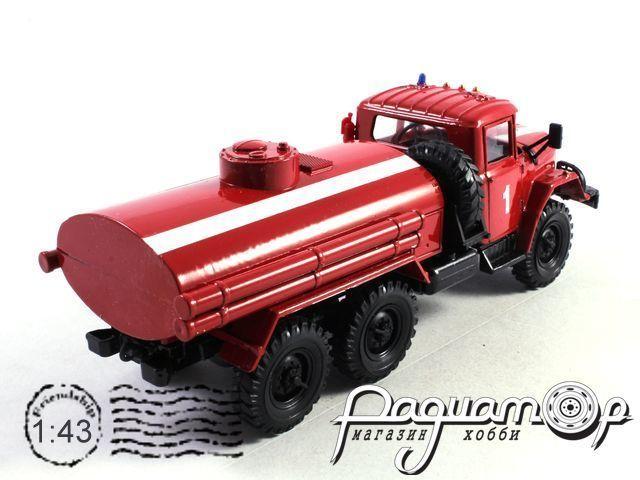 ЗиЛ-131 пожарная бочка (1986) EL02006-02