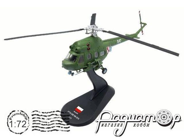 Вертолет Ми-2 (1965) HS36
