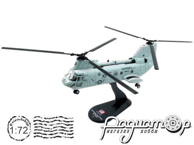 Вертолет Boeing Vertol CH-46E Sea Knight (1962) HS13