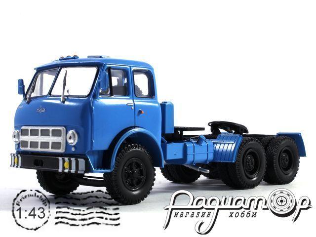 МАЗ-515А седельный тягач (1974) H701-B