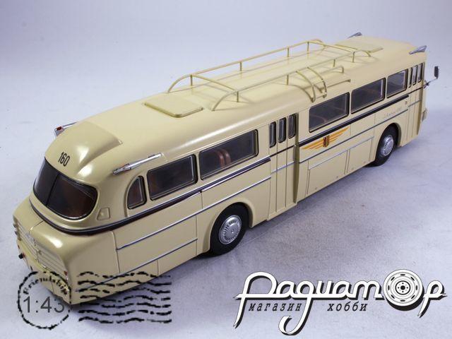 Ikarus 66 Transit bus (1972) BUS21