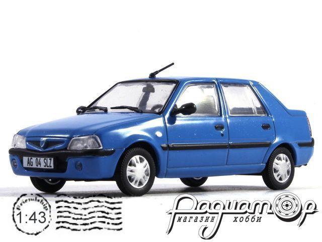 Masini de Legenda №71, Dacia Solenza (2003)