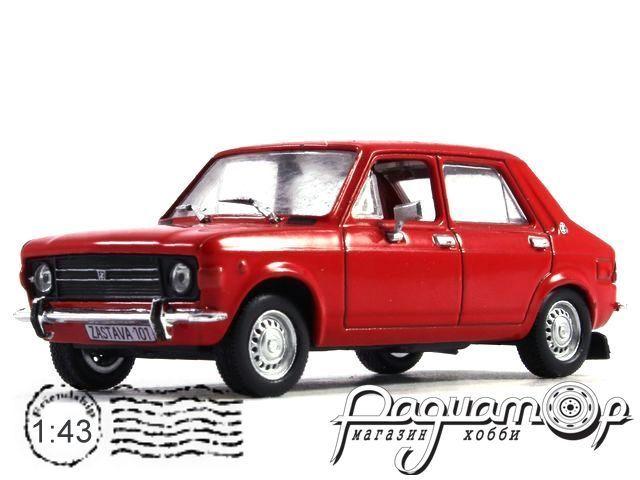 Legendarni Automobili №1, Zastava 101 (1971)