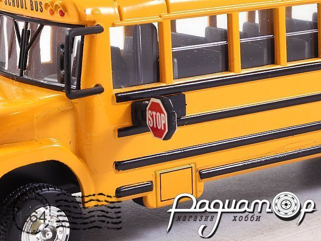 Ford School Bus (Realtoy) (D)