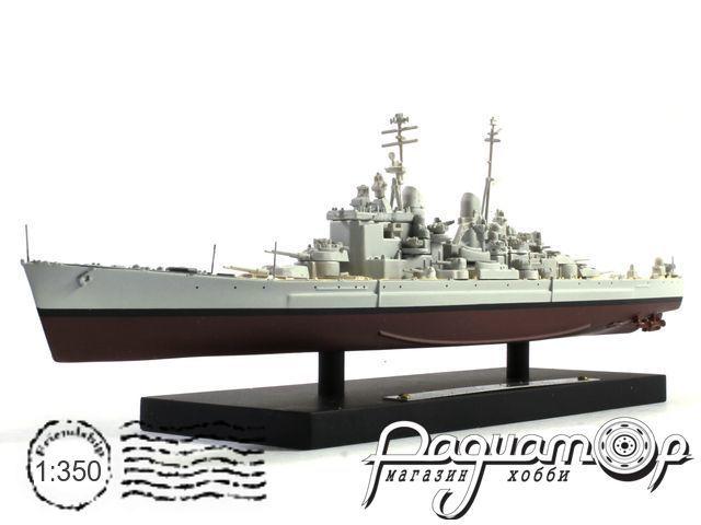 Линейный корабль HMS Vanguard (1944) 7134122-D