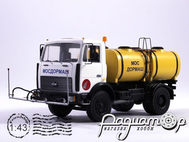 МАЗ-5337 KУМ-101 (1989) NIK076