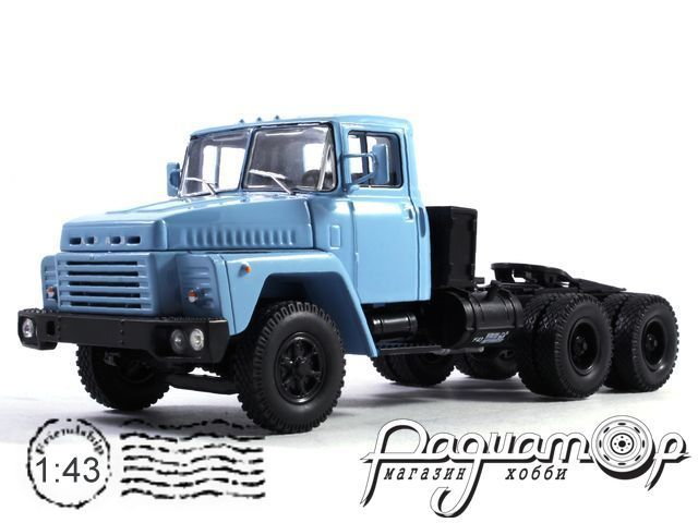 КрАЗ-252 седельный тягач (1979) H779-B
