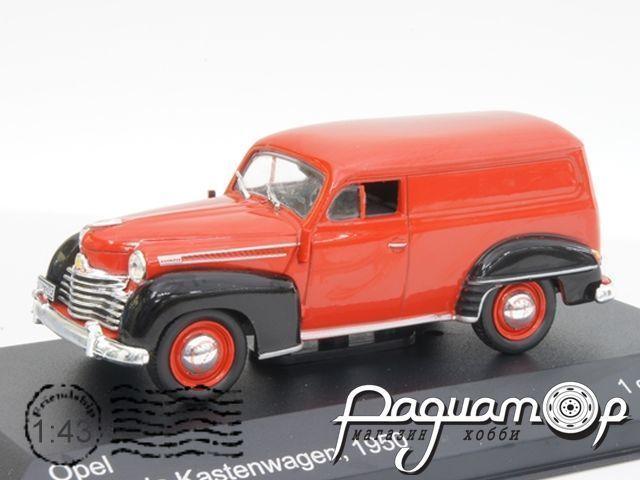 Opel Olympia Kastenwagen (1950) WB070