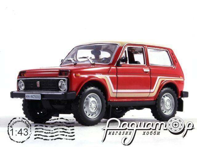 Lada Niva California 4x4 Allroad SUV (1981) WB075
