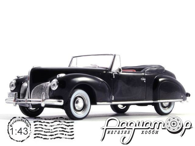 Lincoln Continental Convertible (1939) WB117