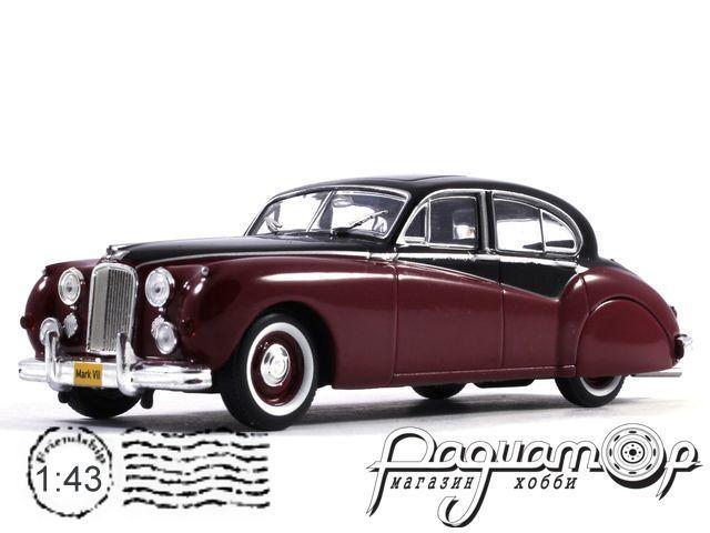 Jaguar MK VII (1954) WB131