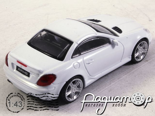 Mercedes-Benz SLK 55 AMG (R171) (SLK-klass) (2004) (B)