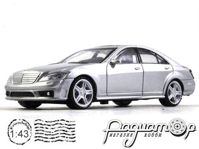 Mercedes-Benz S 63 AMG (W221) (S-klass) (2006) (B)