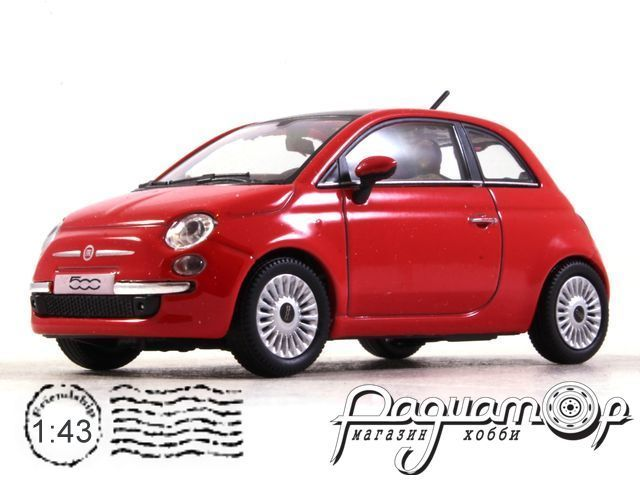 Fiat 500 (2007) 143ND-32840 (TI)