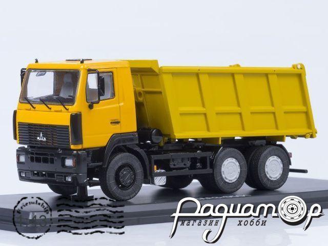 МАЗ-6501 самосвал (2008) SSM1204