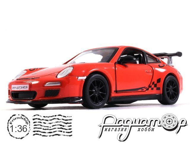 Porshe 911 GT3 RS (1997) 5352 (D)