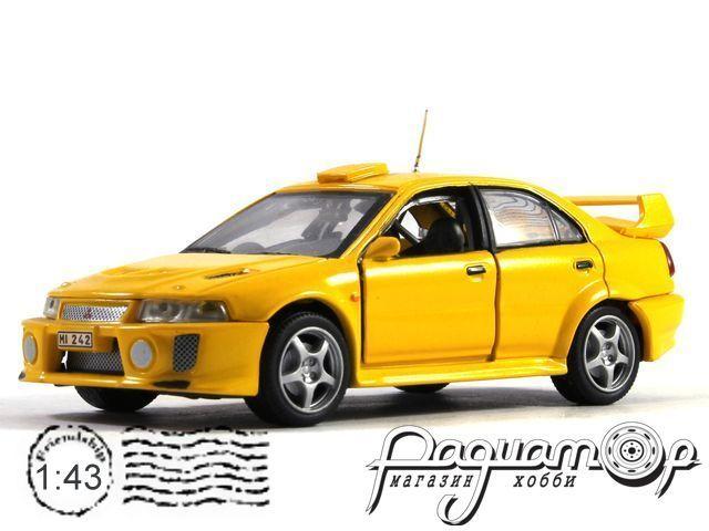 Mitsubishi Lancer Evolution VI WRC (1999) 250-007 (GI)