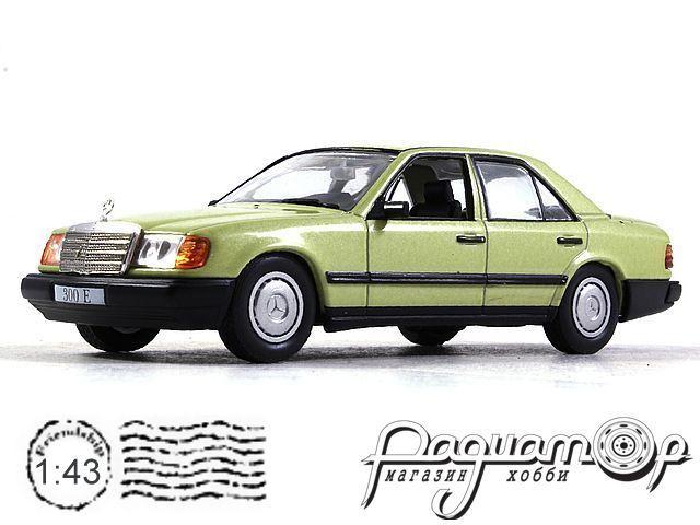 Mercedes-Benz 300 E (W124) (1984) LL049