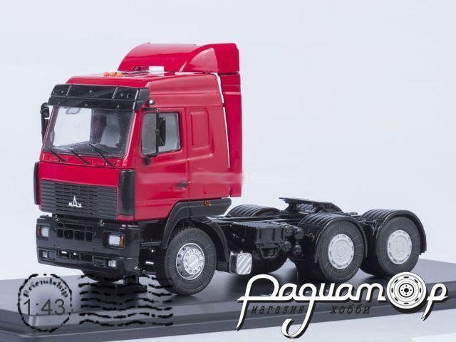МАЗ-6430 седельный тягач (2000) SSM1219