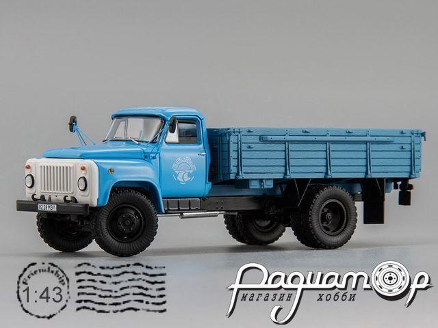 ГАЗ-53-12 бортовой (1985) 105321