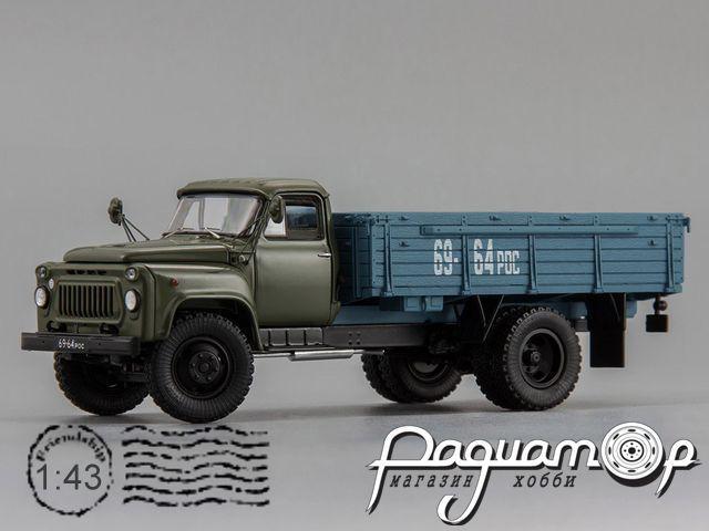 ГАЗ-53А бортовой (1978) 105313