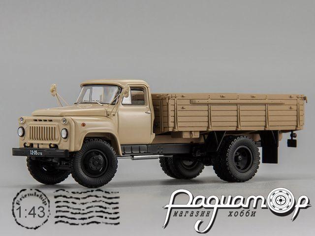 ГАЗ-53А бортовой (1973) 105312