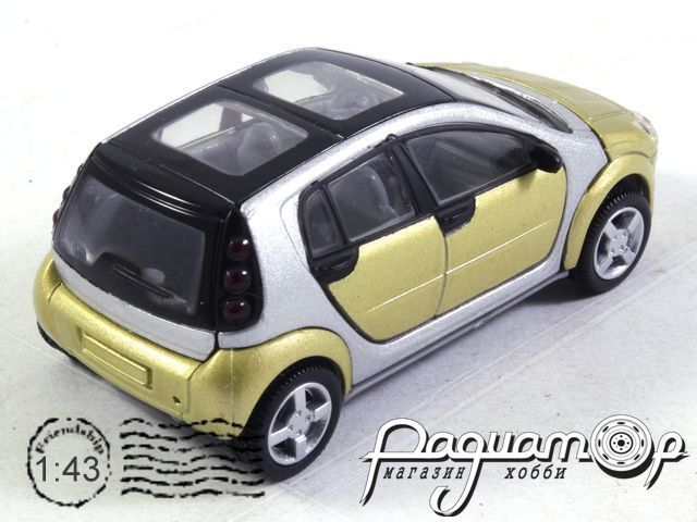 Smart Forfour (2004) 19043 (B)