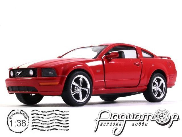 Ford Mustang GT (2006) 5091-D*