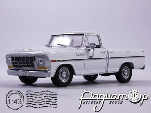 Ford F100-Series Truck из т/с