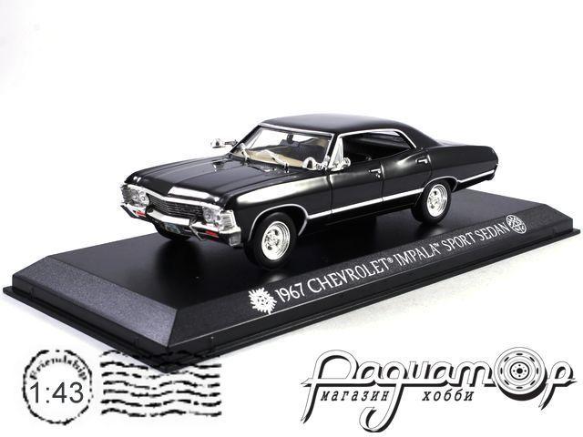 Chevrolet Impala Sport Sedan из т/с