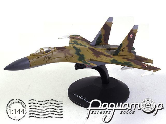 Боевые реактивные самолеты №1, Су-35 (2008)