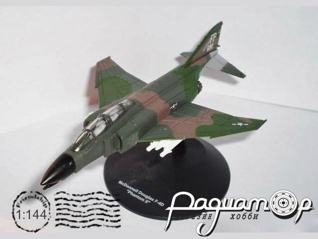 Боевые реактивные самолеты №2, McDonnell Douglas F-4 Phantom II (1958)