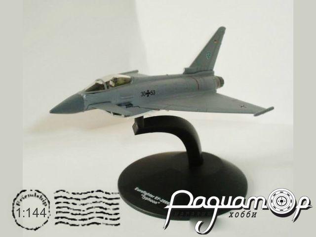 Боевые реактивные самолеты №3, Eurofighter EF-2000 Typhoon (2003)