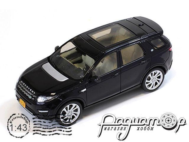 Land Rover Discovery Sport 4х4 (2015) PRD401