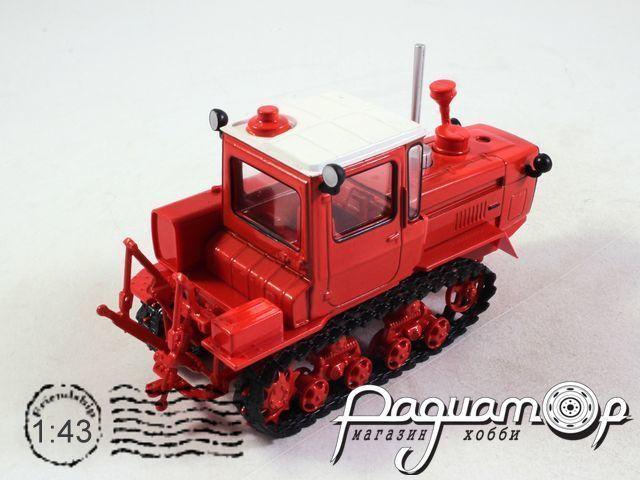 Тракторы №24, ДТ-175 «Волгарь» (1986)