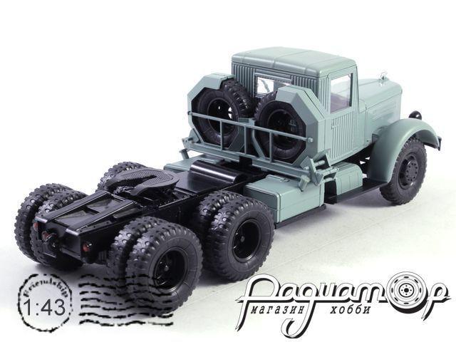 ЯАЗ-210Д седельный тягач (1952) 100299