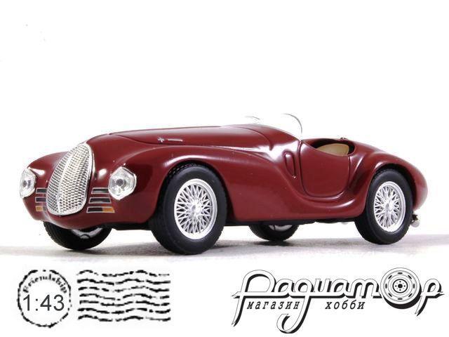 Коллекция Феррари №34 Ferrari Auto Avio Construzioni 815 (1940)