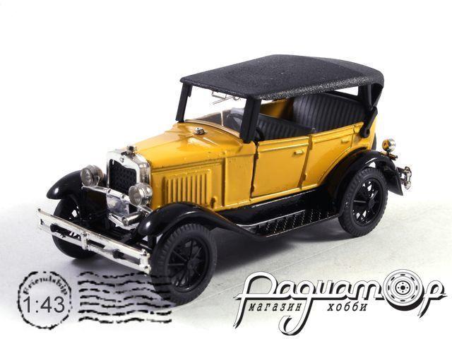 ГАЗ-А (1932) 43060-Y