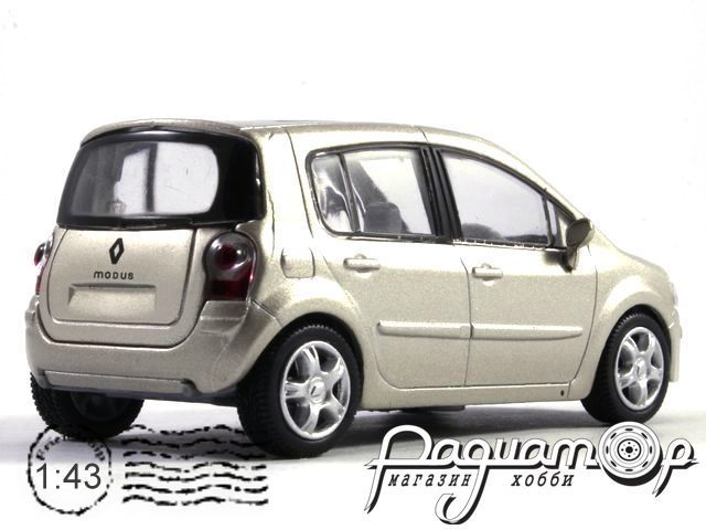 Renault Modus (2004) (P)