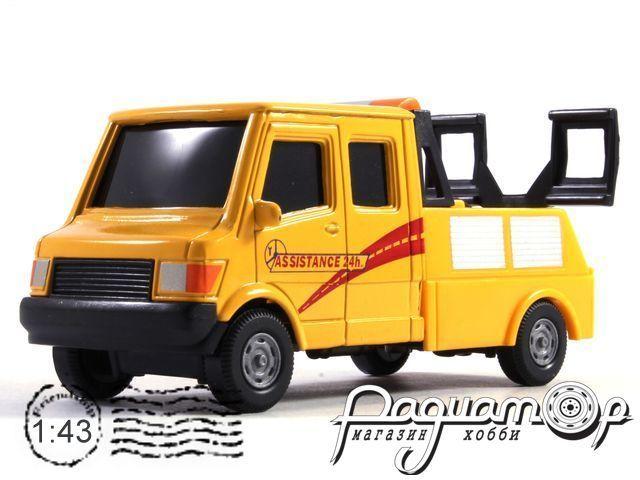 Mercedes-Benz эвакуатор (1985) RMU03 (I)