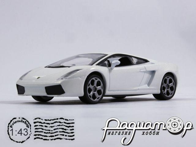 Суперкары №35, Lamborghini Gallardo (2003) (Z)