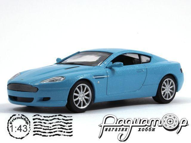 Суперкары №48, Aston Martin DB9 Vantage (2004) (Z)
