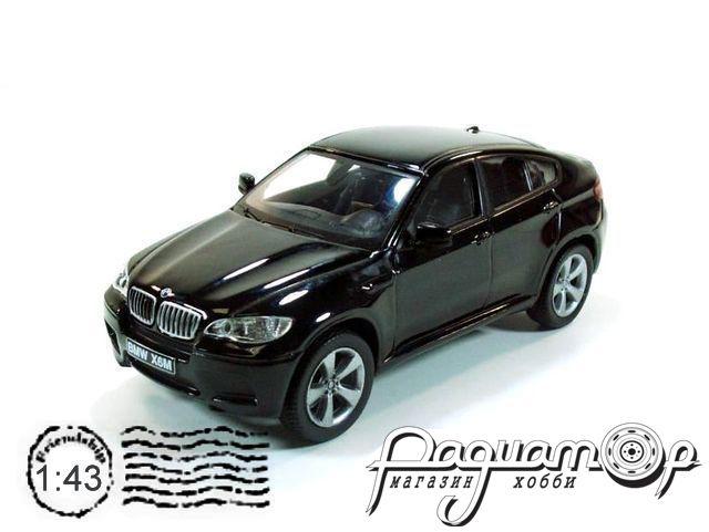 Суперкары №23, BMW X6M (2009) (Z)