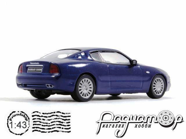Суперкары №5, Maserati Coupe (2001) (L)