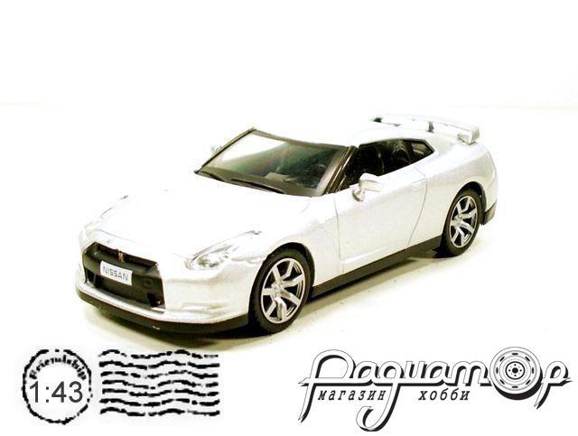 Суперкары №18, Nissan GT-R (2007) (GI)***