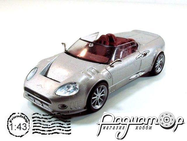 Суперкары №27, Spyker C12 Spyder (2008) (P)*