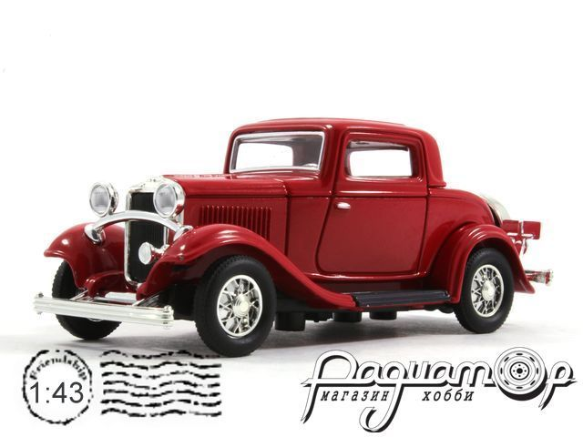 Ford Coupe 3-Window (1932) 94231-2