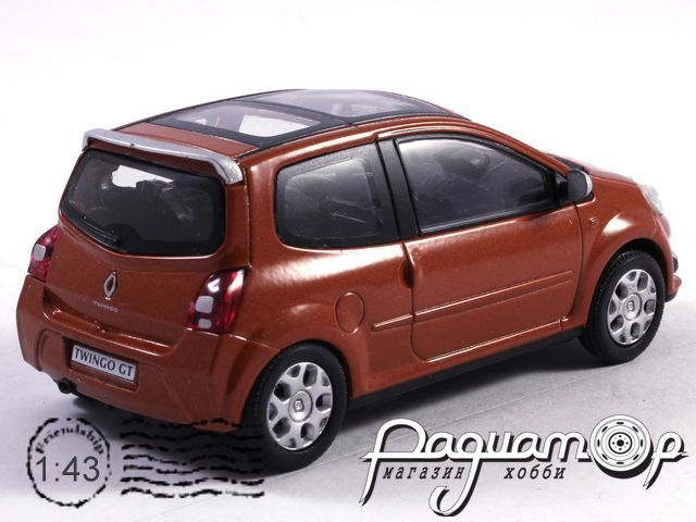 Renault Twingo GT (2007) 143ND-33641