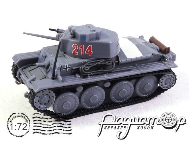 PzKpw38(t) Aust.F (1941) KWB17